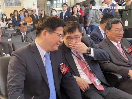 星宇航空首航,張國煒,林佳龍,記者馮珮汶攝影