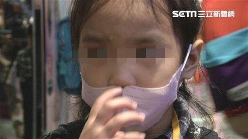 兒童、口罩(圖/資料照)