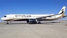 星宇航空第二架A321neo、機身編號B-58202(圖/星宇航空臉書)