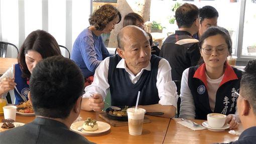韓國瑜,蓮池潭,市政,罷免,過年