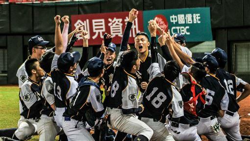 ▲松山工農棒球隊(圖/劉書豪提供。)