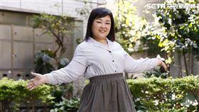 廖慧珍接受《三立新聞網》專訪。圖/記者林聖凱攝影