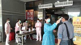 成大醫院為雲嘉南唯一武漢肺炎篩檢機構(翻攝臉書)