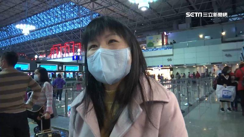 陸籍媳婦將回中國:對台灣防疫有信心