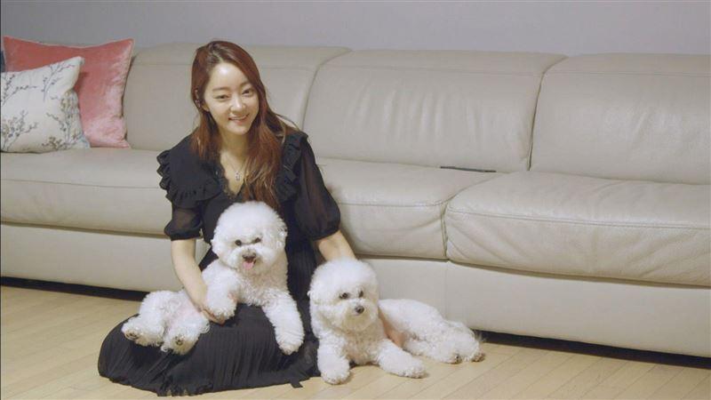 南韓這女神帶球閃嫁 與尪親密照外流