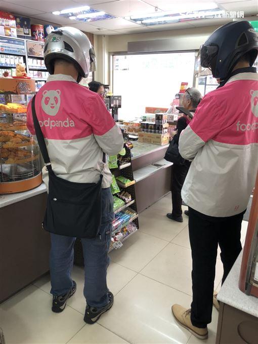消費,OKmart,外送,foodpanda,來來超商,鮮食,OK便利商店圖/來來超商提供