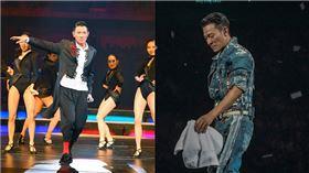 天王劉德華今(26日)也宣布自2月15日起的12場香港演唱會全數取消。翻攝自MyLove劉德華世界巡迴演唱會微博