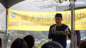 車手出身的鄭祥平,藉由金卡納賽事挖掘出台灣賽車好手。(圖/受訪者提供)
