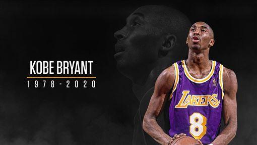 ▲『小飛俠』布萊恩(Kobe Bryant)死於空難,享年41歲(圖/翻攝自尼克推特)