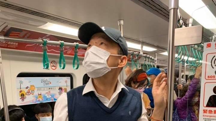 韓國瑜喊話一直都在…怒駁網路不實傳言:別恐慌、勿酒駕