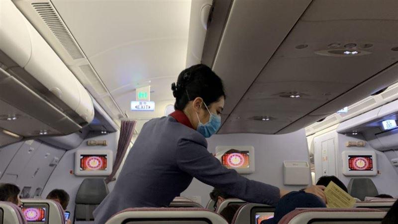 快訊/武漢肺炎疫情超嚴重!華航再取消10班往返中國航班