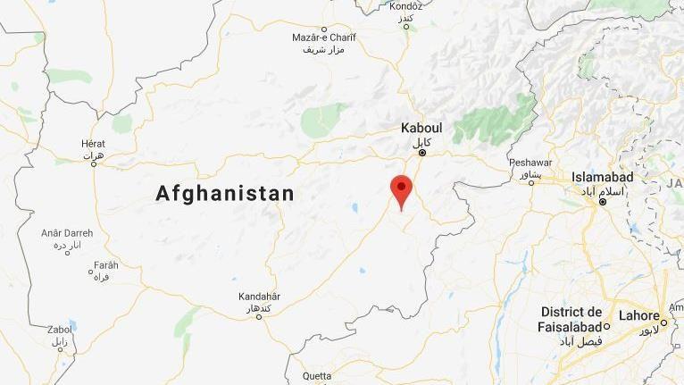 快訊/阿里亞納阿富汗航空班機墜毀 機上83人死傷不明