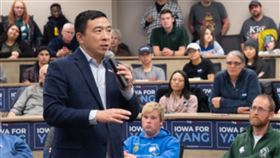 Andrew Yang,性侵,婦產科,性侵,民主黨,總統,愧疚,美國,總統,初選,  圖/翻攝自推特