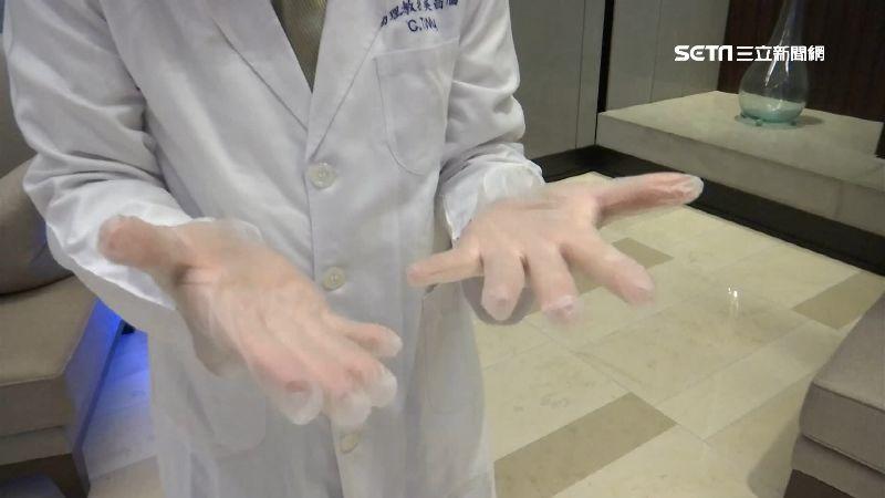 憂接觸性感染 醫療手套恐成搶購項目