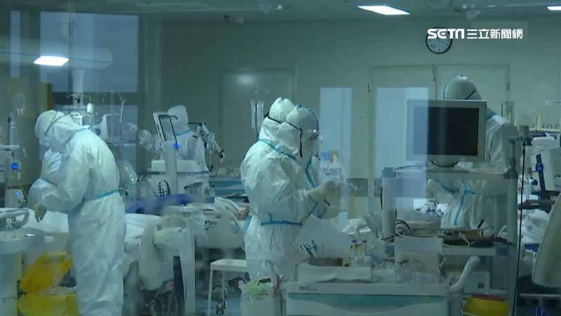 專家:武漢肺炎傳染力比SARS更高