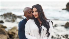 Kobe妻子Vanessa事發後悲痛萬分。(圖/翻攝自Kobe IG)