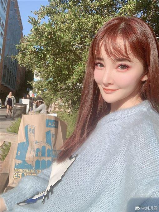 劉玥霏,三生三世枕上書 圖/微博