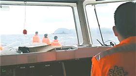台東,蘭嶼,釣客,落海,失蹤(圖/翻攝畫面)