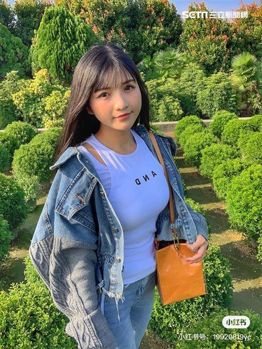 陳渺渺 金芭黎 護國舞小姐(假的) 照片來源當事人臉書