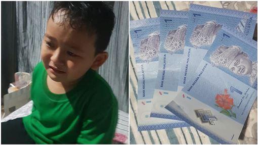 7歲兒放學「零用錢變2倍」!媽怒逼問真相 結局神展開(翻攝自臉書)