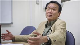 台灣放棄WTO開發中國家優惠 朱敬一揭密台灣2018年承諾放棄WTO「開發中國家」優惠,前駐WTO大使朱敬一表示,台灣做此宣示對產業的影響微乎其微,卻能為國際形象加分。中央社記者裴禛攝  109年1月30日