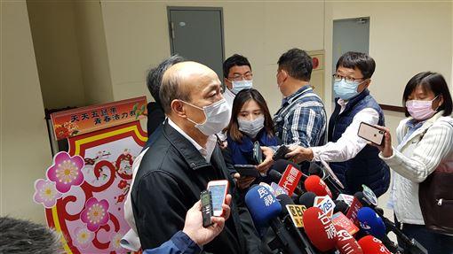韓國瑜主持市府一級開設防疫第三次會議