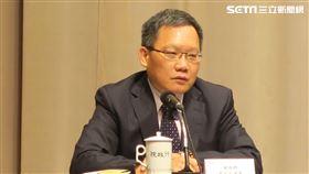 財政部長蘇建榮。(圖/記者盧素梅攝)