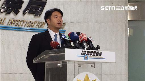 刑事局偵三大隊一隊隊長陳培德 圖/記者李依璇攝影