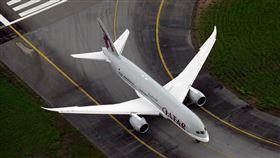 卡達航空(圖/翻攝自Qatar Airways臉書)