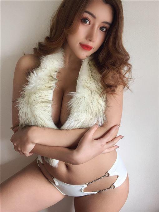 ▲永井瑪麗亞的性感身材和美麗臉孔教人為之心動(圖片來源:twitter)