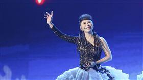 詹雅雯台北小巨蛋三十週年演唱會 記者林士傑攝影