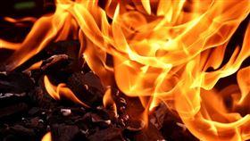 火,火球,點火,燃燒,火焰(圖/示意圖/翻攝pixabay)