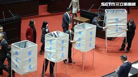 立法院長選舉投票,記者林士傑攝影