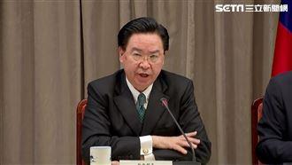 吳釗燮投書韓媒 呼籲挺台參與聯合國