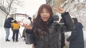 劉樂妍  翻攝自微博