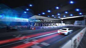 ▲2020日內瓦車展模擬圖(圖/翻攝網路)