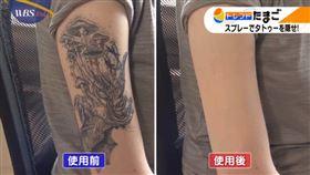 泡湯,刺青,噴漆,東京,奧運,