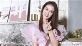 陳小菁、袁小迪合作音樂錄影帶拍攝,圖為陳小菁。(圖/記者林士傑攝影)