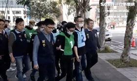 詐欺,詐騙機房,越南,樹林,興仁夜市 刑事局提供