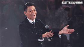 容祖兒「PRETTY CRAZY」演唱會在進入第12場,劉德華來當特別嘉賓。英皇娛樂提供