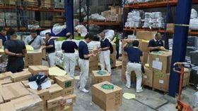 慈濟募集物資捐中國!30萬個口罩、上萬件防護衣已送達(圖/翻攝自慈濟微博)