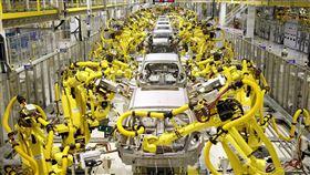 ▲因零件短缺現代汽車停止韓國產線。(圖/翻攝網站)