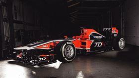 ▲Tour-de-Force製作的TDF-1市售F1賽車。(圖/翻攝網站)