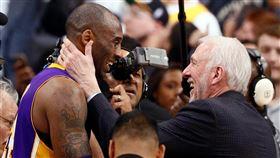 馬刺波波維奇:柯比是真人版超級英雄 NBA,Kobe Bryant,聖安東尼奧馬刺,Gregg Popovich 翻攝自推特