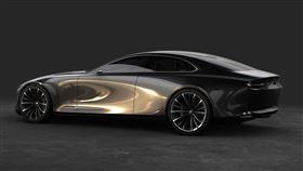 ▲Mazda Vision Coupe被視為下個世代的車型代表。(圖/翻攝網站)