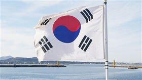 南韓國旗 韓國國旗 國旗 (圖/翻攝自PIXABAY)
