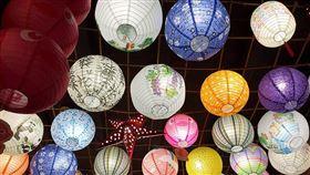 元宵節,燈會,花燈。(示意圖/翻攝自Pixabay)