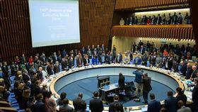 世界衛生組織,WHO,全球防疫(圖/翻攝自WHO推特)