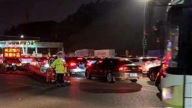 深圳,封閉式管理,交通,車輛防疫檢查點,車輛管制