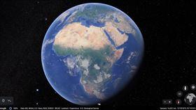 非洲(圖/翻攝自Google Earth)